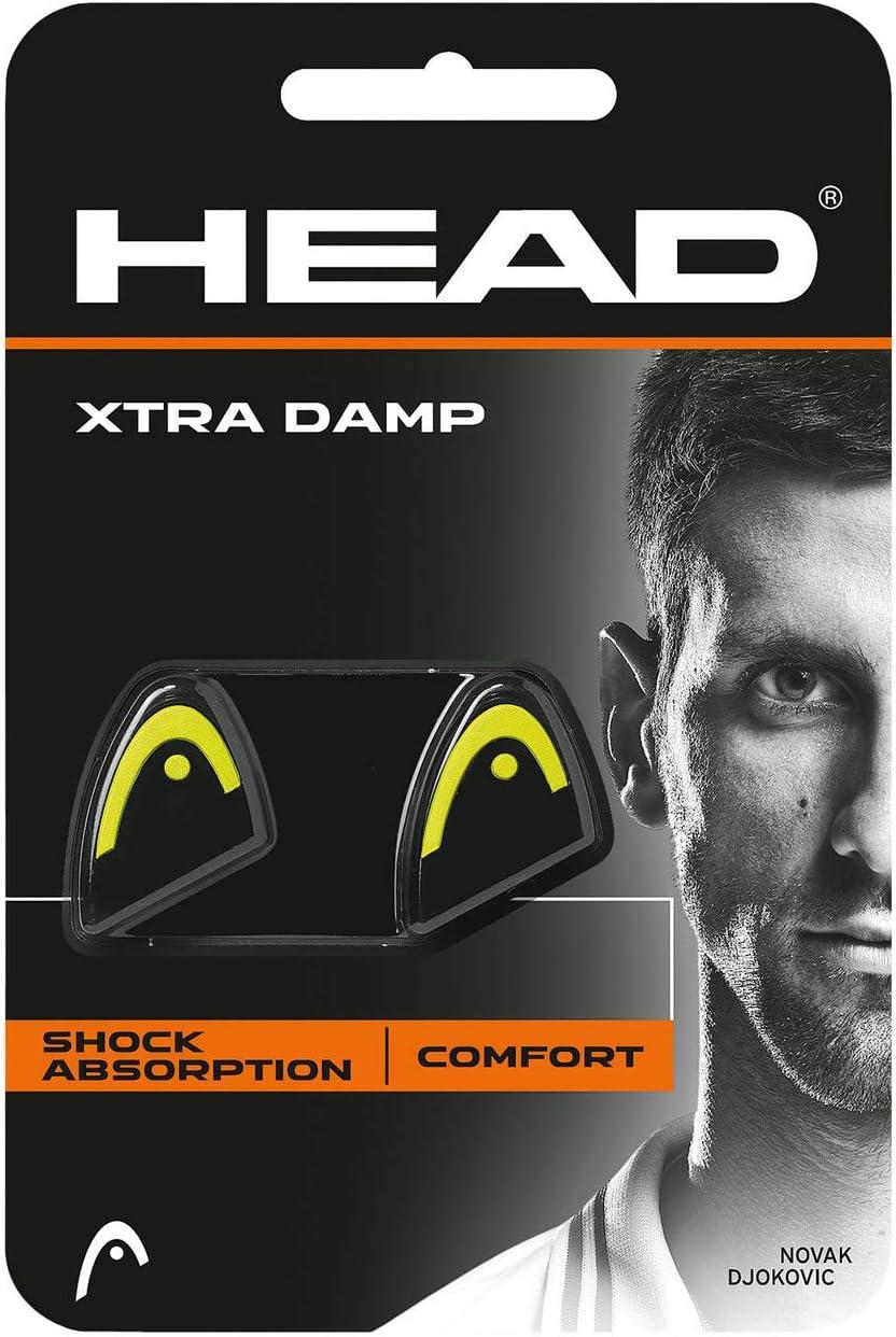 Head Xtra Damp Sordina para Tenis, Unisex Adulto