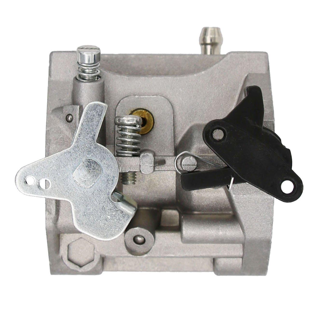 GCV160 Carburetor for Honda HRT216 HRR216 GCV160a HRS216 - Honda GCV160 Carburetor by HOOAI (Image #5)