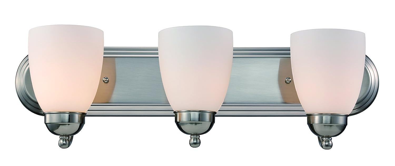 Trans Globe照明3503 – 1 BNクレイトン従来Vanityバー、24、