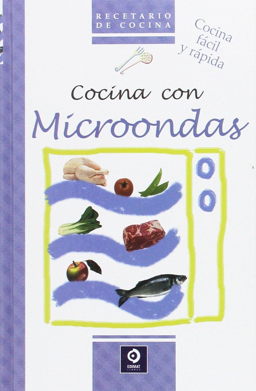 RECETARIO DE COCINA: COCINA CON MICROONDAS: 4: Amazon.es: DESSIN ...