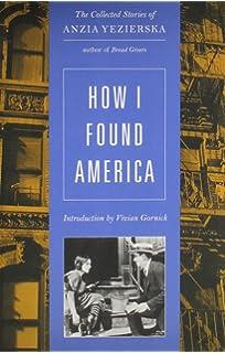 America And I Anzia Yezierska Pdf