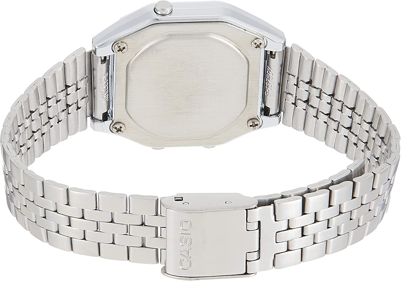 Casio Collection Women's Watch LA680WEA Grey