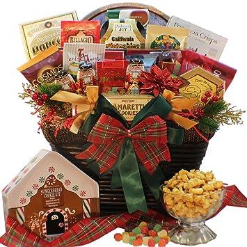 Amazon.com : Christmas Traditions Nostalgic Holiday Gourmet Food ...