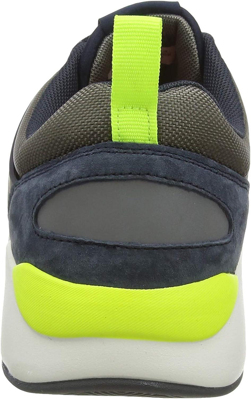 Pepe Jeans Mens Low-Top Sneakers