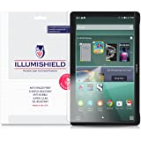 "iLLumiShield - Samsung Galaxy View Screen Protector 18.4"" Japanese Ultra Clear HD Film with Anti-Bubble and Anti-Fingerprint - High Quality Invisible Shield - Lifetime Warranty - [1-Pack]"
