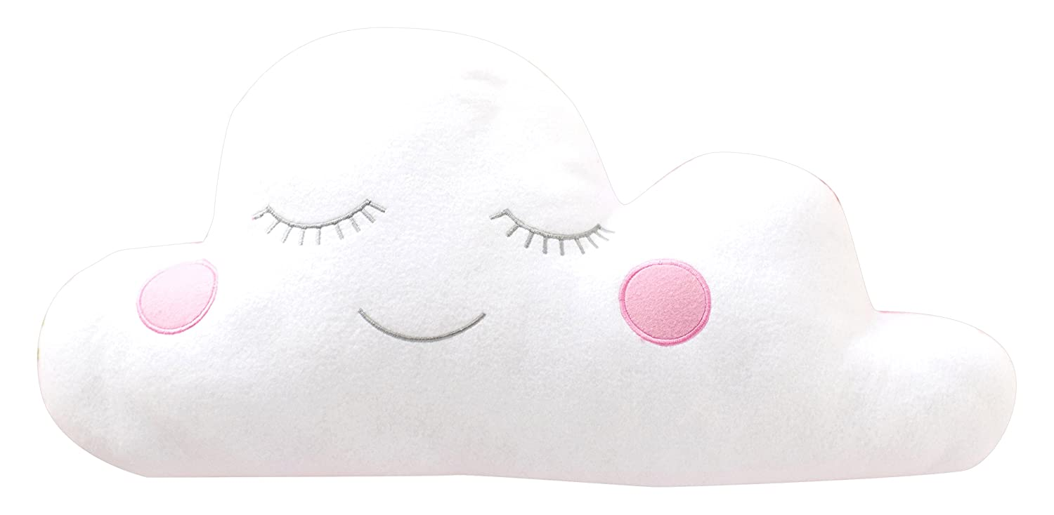 My Baby Sam Cloud Pillow, Pink