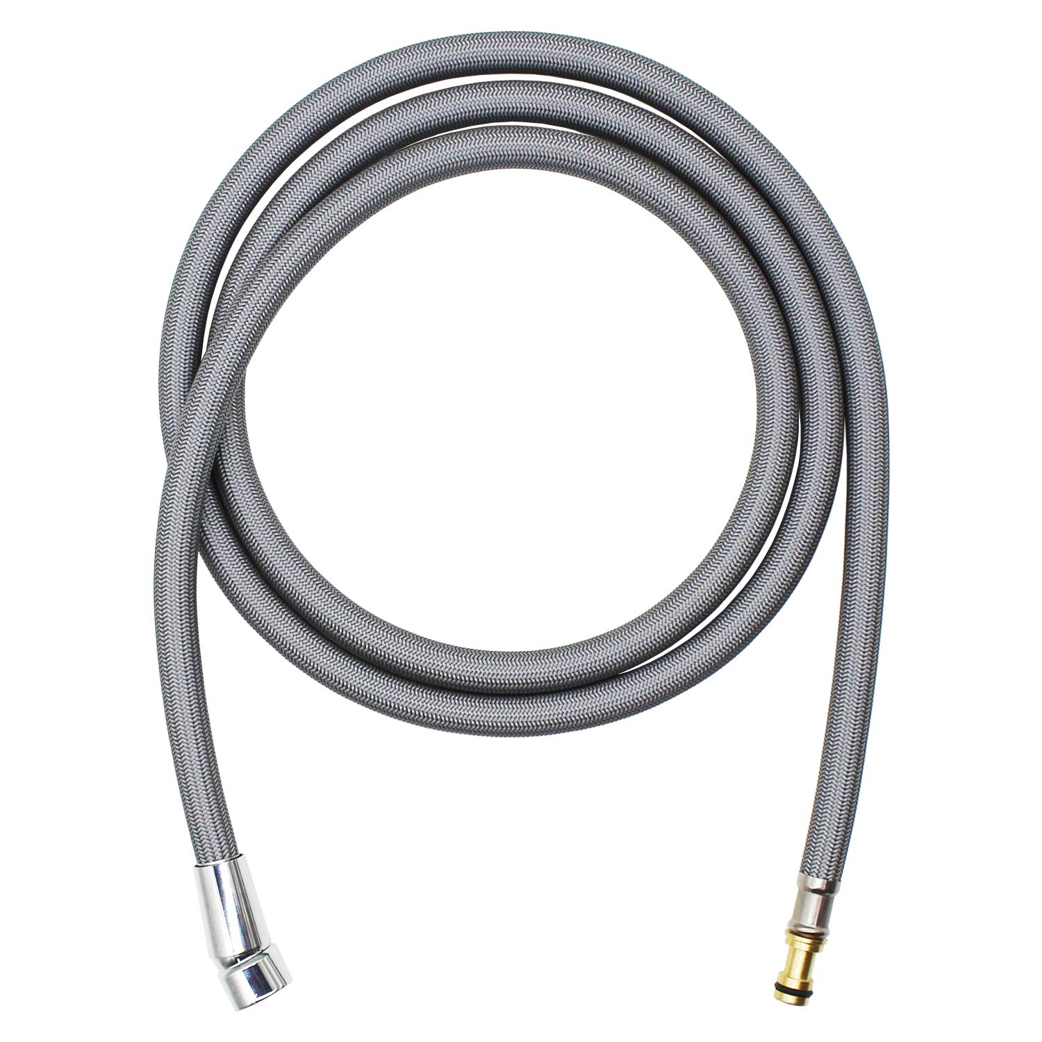 Moen replacement hose kit model number #150259 for moen pulldown kitchen faucets with the hose part number #187108 by Li-SUN