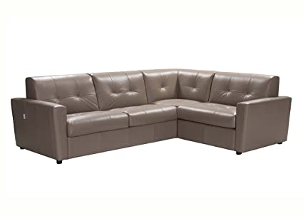 Amazon.com: Acme Furniture 54093 Made in Italy Sogna Sectional ...