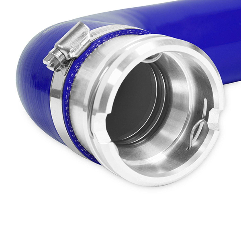 Blue 2008-2010 Mishimoto MMHOSE-F2D-08BL Ford 6.4L Powerstroke Silicone Coolant Hose Kit