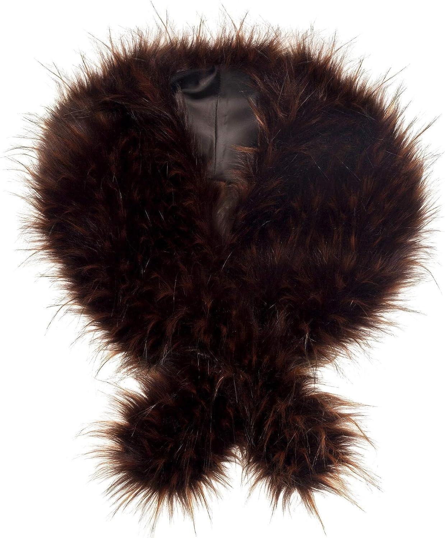 Futrzane Women's Faux Fur...