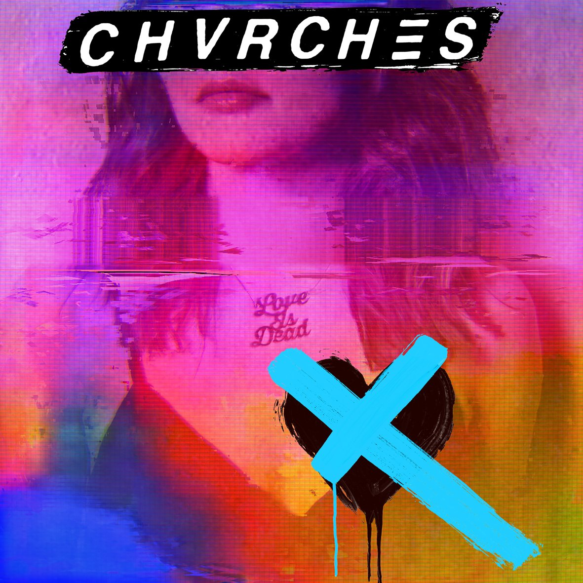Chvrches『Love Is Dead』