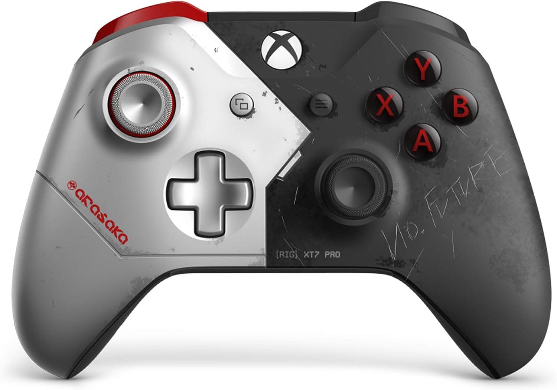 Microsoft - Mando Inalámbrico Xbox Cyberpunk 2077 Edición Especial: Amazon.es: Videojuegos