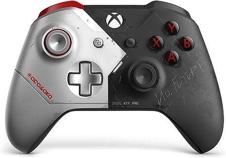 Microsoft - Mando Inalámbrico Xbox Cyberpunk 2077 Edición Especial ...