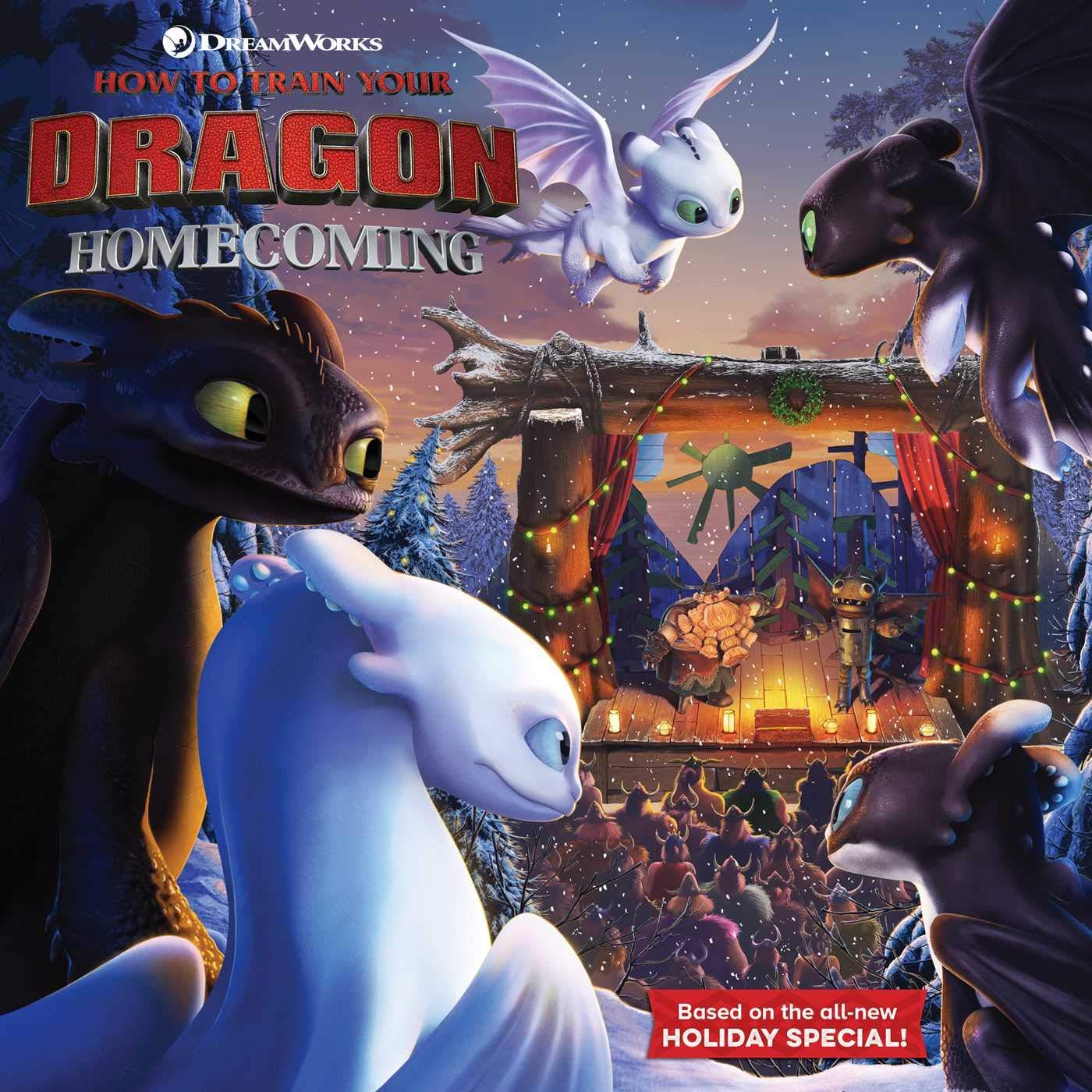 Homecoming (How to Train Your Dragon: Hidden World) : Nakamura