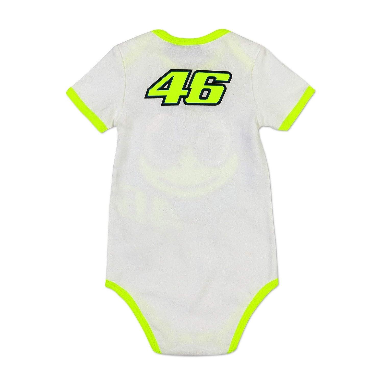 Valentino Rossi VR46 Baby Body Pop Art White 2019 24 mth