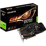 بطاقات رسومات GeForce GTX 1060 G1 Gaming ذاكرة 3 جيجابايت من نوع GDDR5 REV2.0 موديل GV-N1060G1GAM-3GD R2.