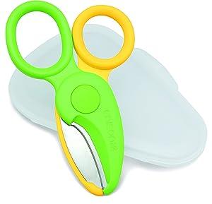 EDISONMAMA Baby Food Scissors (KJ3010)