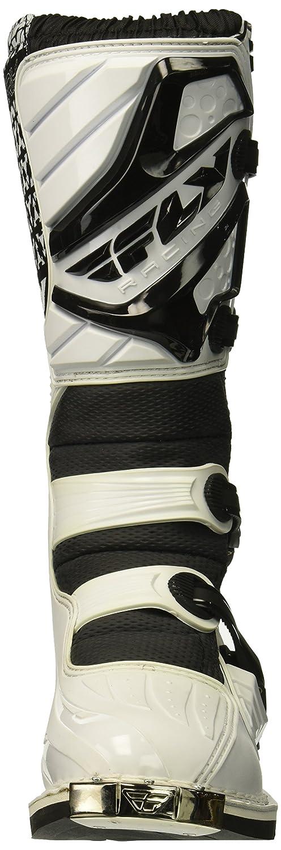 Fly Racing Unisex Youth Maverik Mini MX Boots Black, Size 12