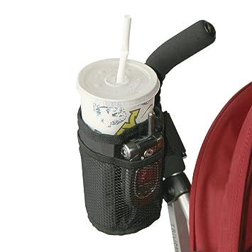 Flaschenhalter Getränkehalter Trinkflasche Becher Fahrrad Buggy Baby Kinderwagen