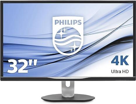 Monitor Philips 328P6VJEB/00 - Monitor de 31.5