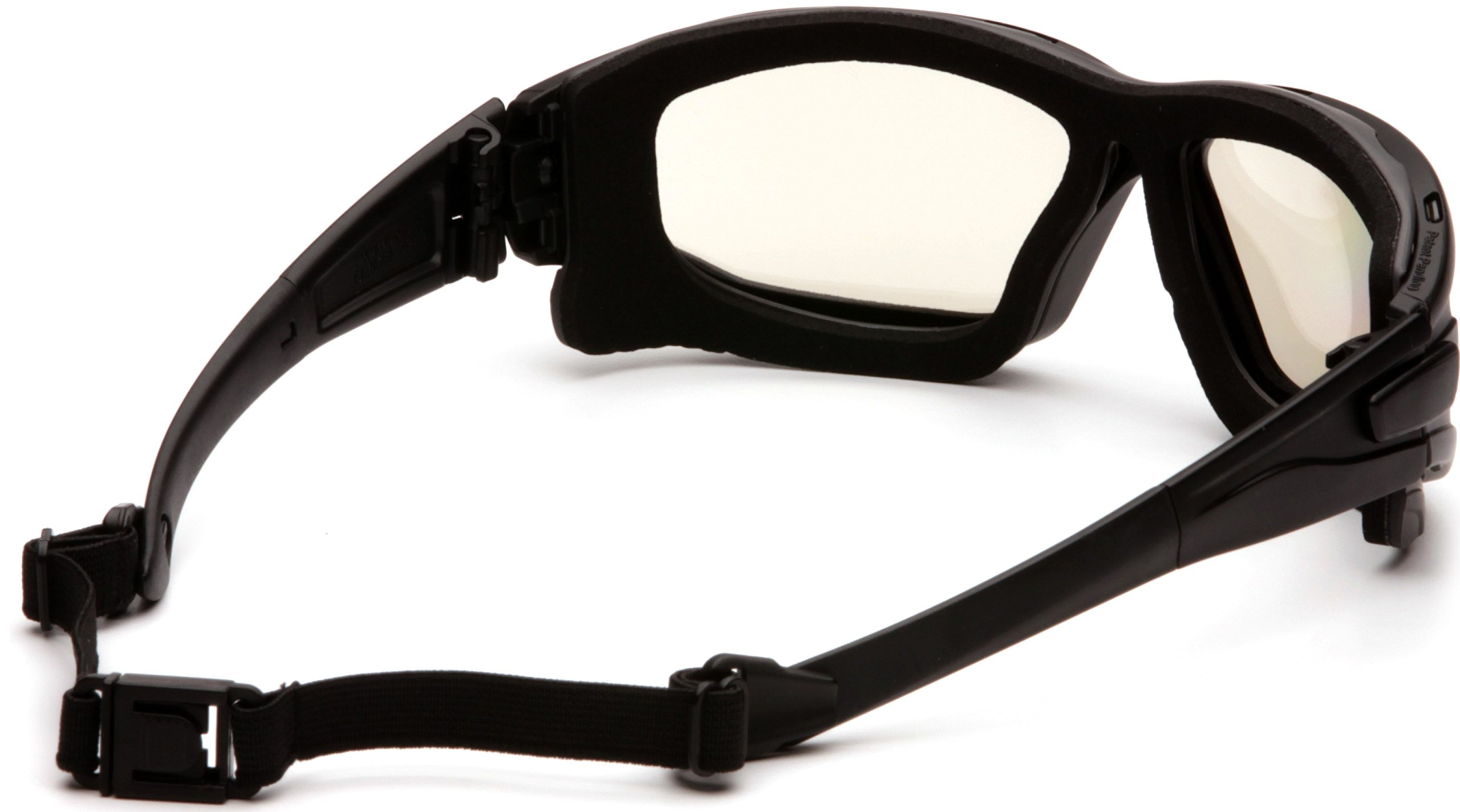 Pyramex I-Force Sporty Dual Pane Anti-Fog Goggle, Indoor/Outdoor Mirror Anti-Fog Lens by Pyramex Safety (Image #4)