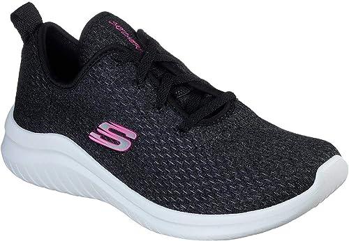 Detalles de Skechers Mujer Ez Flex 3 Zapatillas Deportivas Zapatos Entrenar Calzado