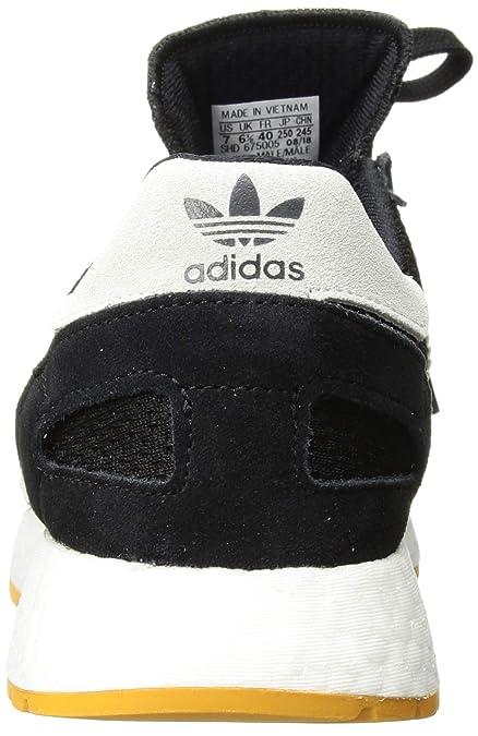 Barón Nueva llegada Nominal  Buy adidas Originals Men's I-5923 Shoe, Black/Crystal White/Yellow, 10 M US  at Amazon.in