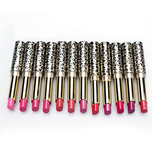 12pcs Women Moisturizing Matte...