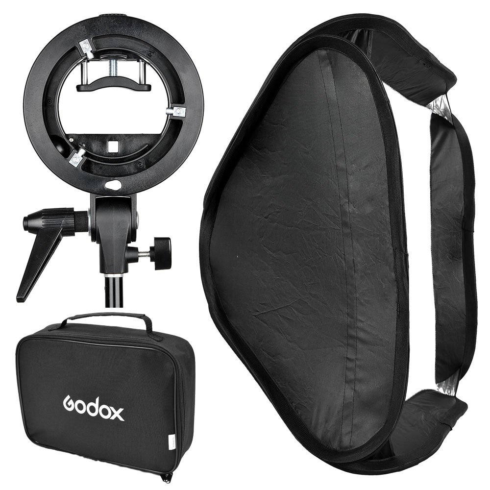 GODOX Soporte de modificador Kit de luz luz softbox xcm xcm caja