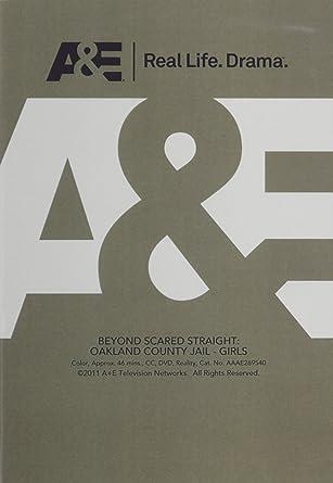 Beyond Scared Straight: Oakland County Jail- Girls: Amazon