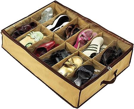 Caja organizadora para Zapatos: Amazon.es: Hogar