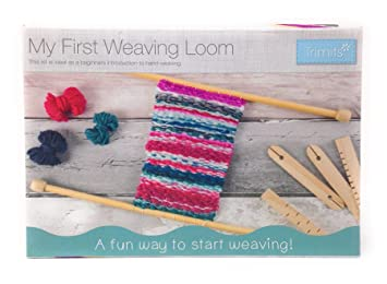 My First Weaving Loom Set de madera para principiantes ...
