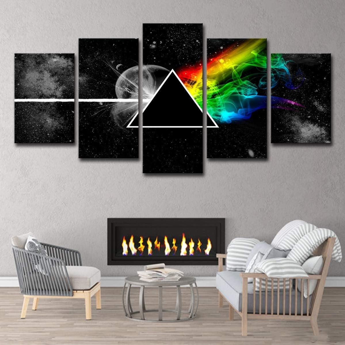 Amazon Com Sgkhz Canvas Wall Art Poster Modular Canvas Hd Prints