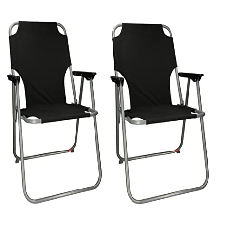 Fantastic Wheels N Bits 2X Outdoor Portable Folding Chair Caravan Camping Hiking Beach Seat Stool For Bbq Picnic Light Weight At Just Over 2Kg Each Folds Very Andrewgaddart Wooden Chair Designs For Living Room Andrewgaddartcom
