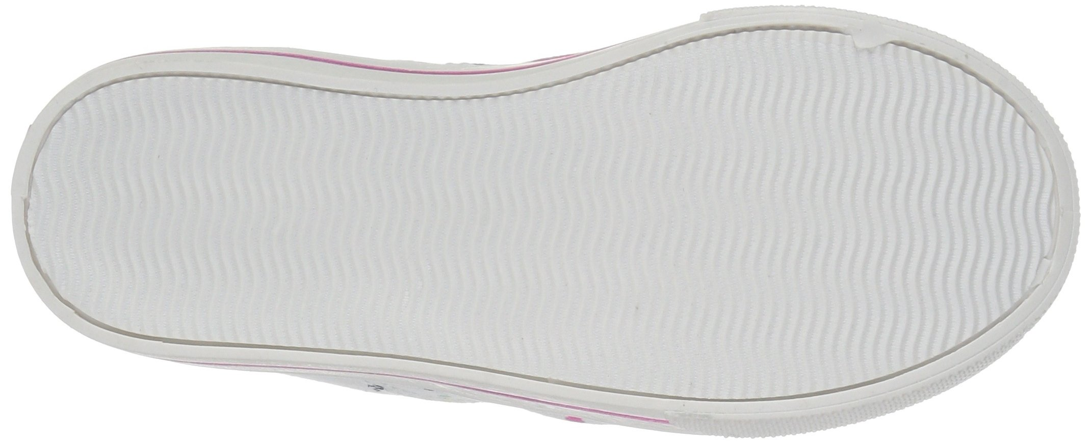Carter's Piper Girl's Casual Sneaker, White/Print, 3 M US Little Kid by Carter's (Image #3)