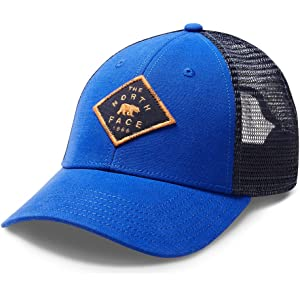 52363366105a09 The North Face Mudder Trucker Hat, Asphalt Grey/High Rise Grey ...