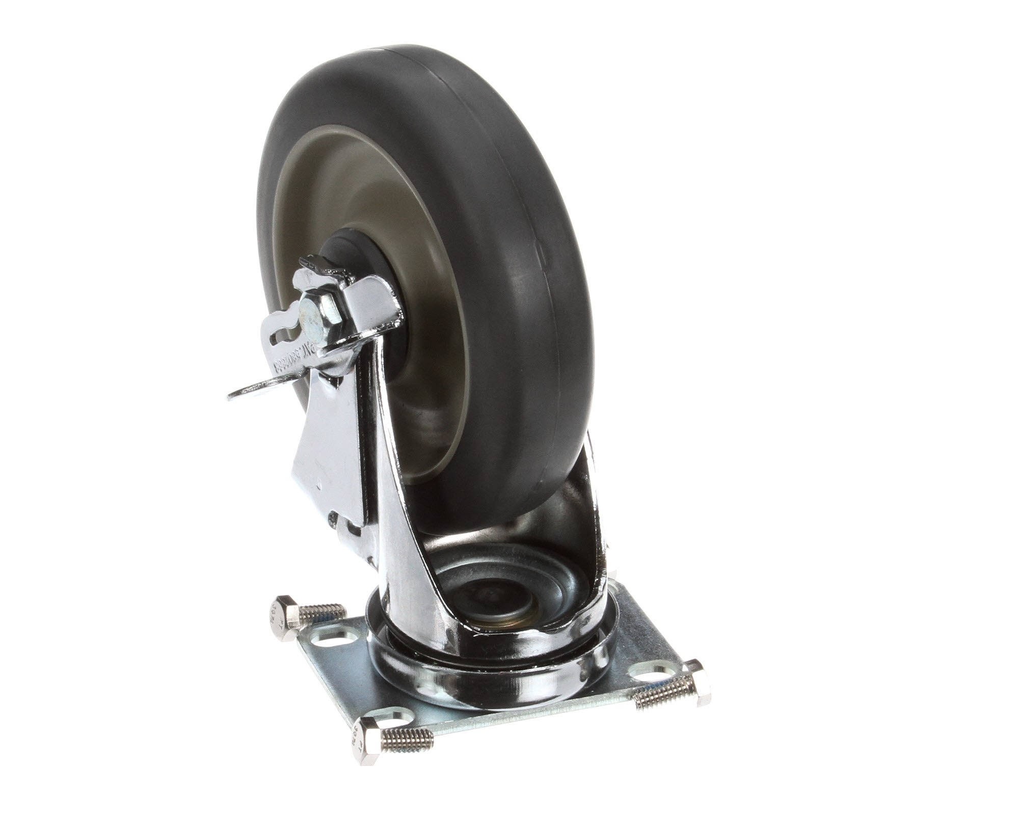Cambro 60007 Front Swivel caster with Brake