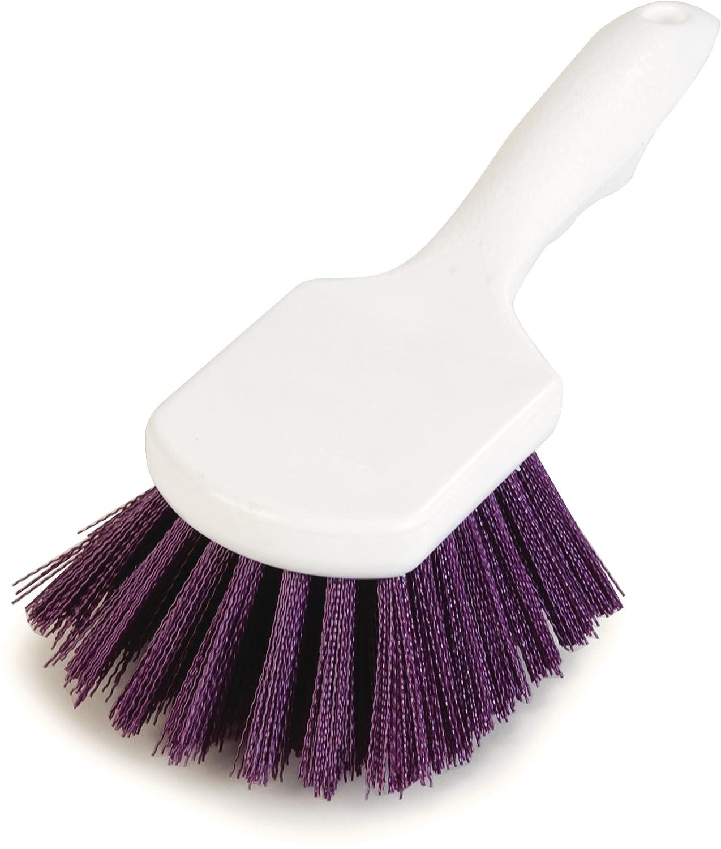 Orange Carlisle 4054124 Sparta Utility Scrub Brush 8 x 3