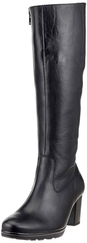 negro (negro 27) Gabor zapatos Gabor Basic, botas Altas para mujer