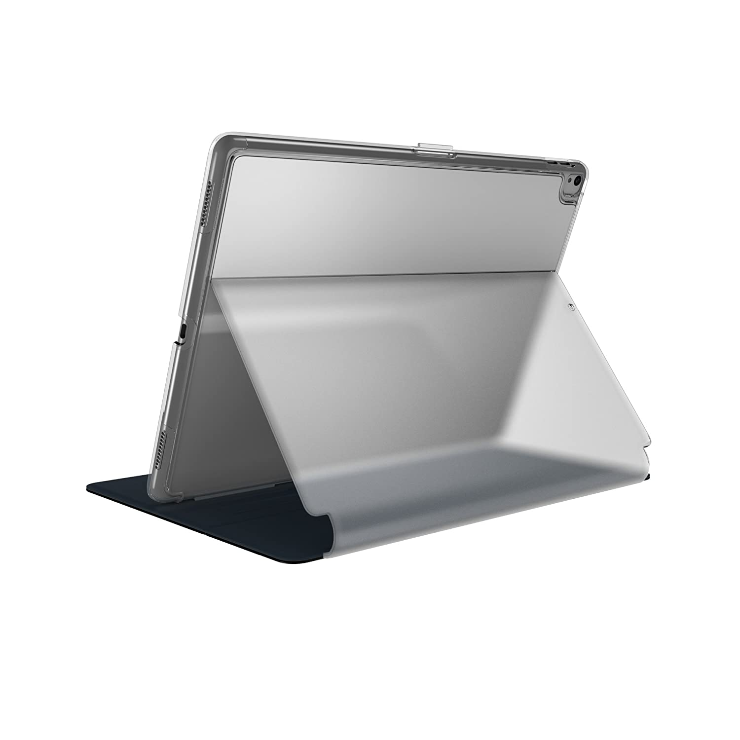 purchase cheap ef439 4fbe3 Speck Products 111055-5905 Clear Balance Folio Case, iPad 9.7