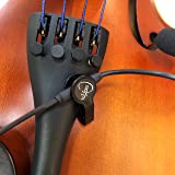 The Feather Cello Pickup with Flexible
