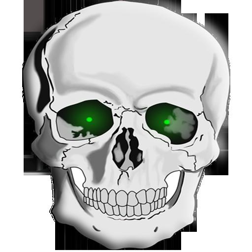 Halloween Skull Adventure Run