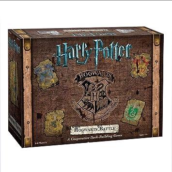 Iu Harry Potter Juego de construcción de la Cubierta de Batalla de Hogwarts: Amazon.es: Deportes y aire libre