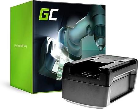 GC® - Batería para aspiradora Karcher BR 30/4 C (4,5 Ah, 25,2 V ...