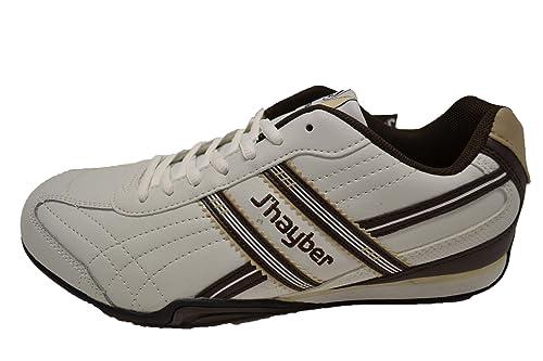 JHayber Waprix - Zapatillas deportivas de piel para hombre (40)