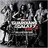 Guardians of the Galaxy Deluxe Edition, Vol. 2 [Score] [Original Motion Picture Soundtrack] [Red Vinyl]