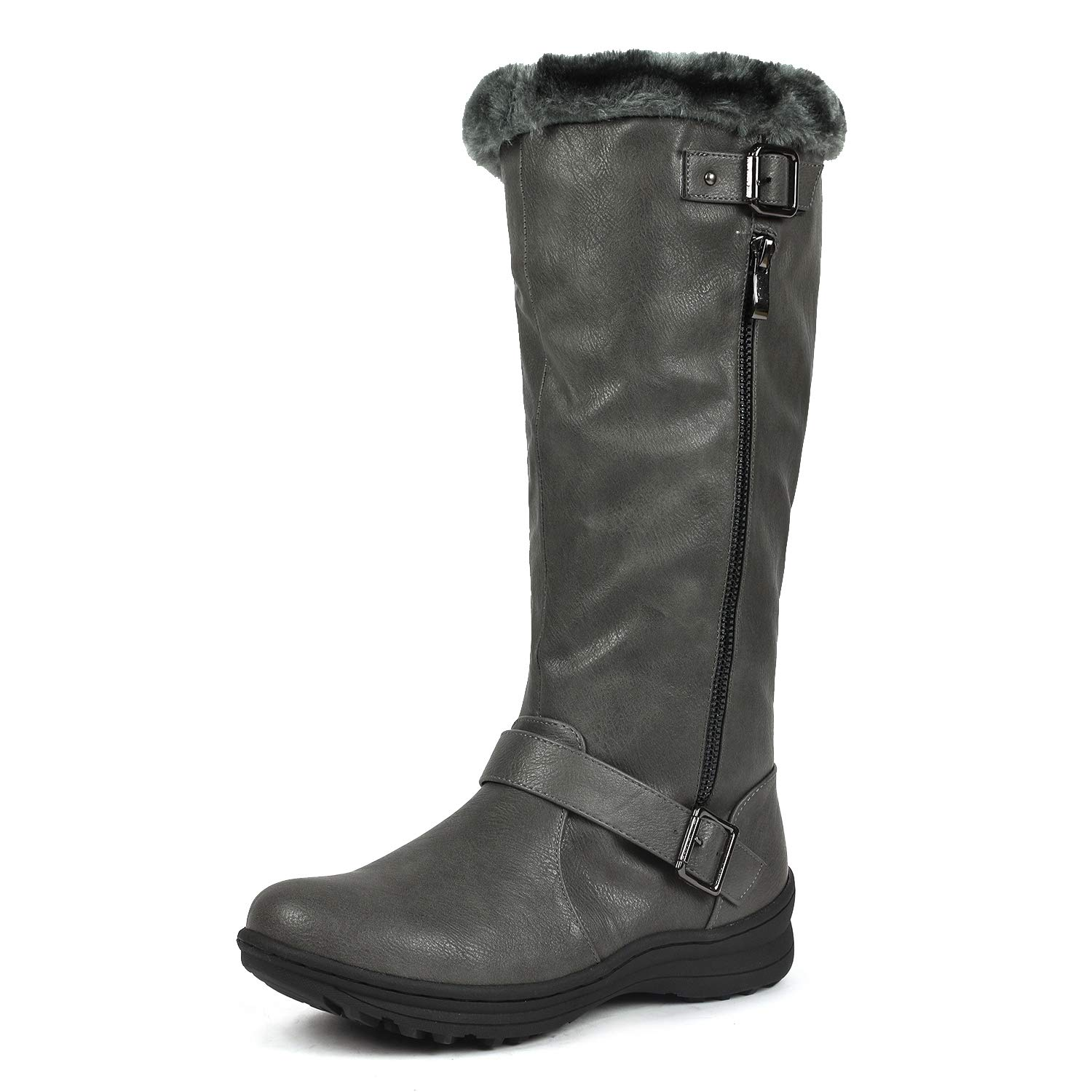 5c50fd0ba46 Best Rated in Women's Knee-High Boots & Helpful Customer Reviews ...