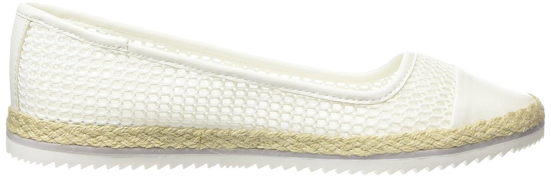 Aldo Starmer - Ballerine donna, colore Bianco (White (White / 70)), taglia  41 EU (8 UK): Amazon.it: Scarpe e borse