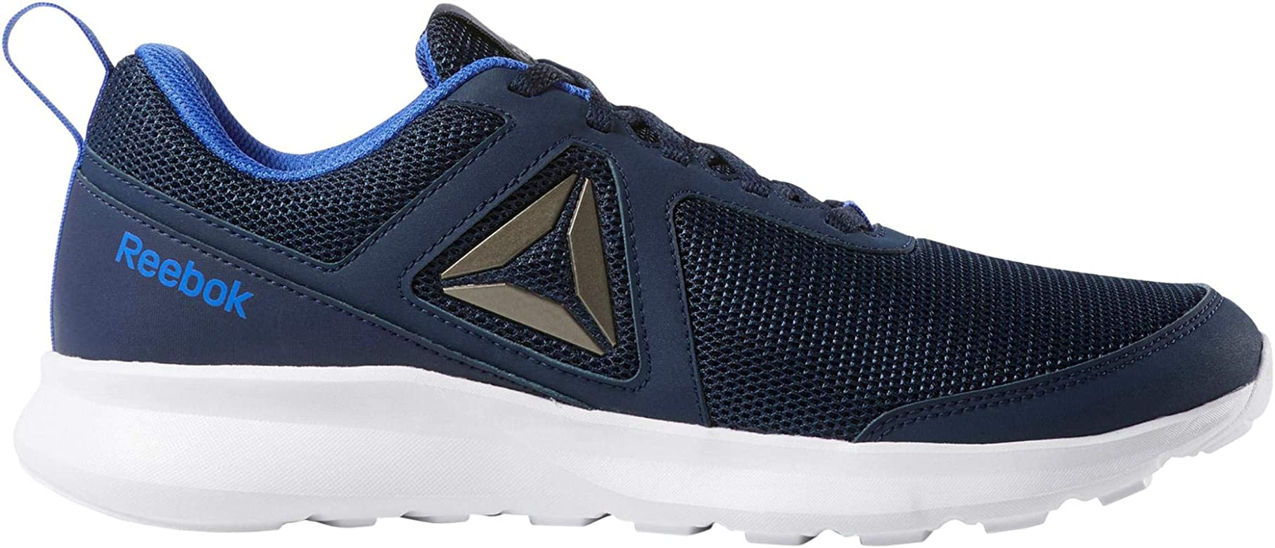 Reebok Quick Motion, Zapatillas de Trail Running para Hombre, Multicolor (Collegiate Navy/Crushed Cobalt/White/Pew 000), 40 1/3 EU: Amazon.es: Zapatos y complementos