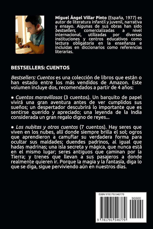 Bestsellers: Cuentos: Amazon.es: Miguel Ángel Villar Pinto ...